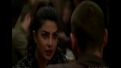 Priyanka Chopra And Jake McLaughlin Sexy Kissing Quantico